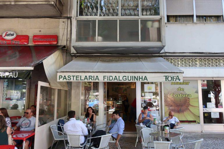 Bakery in Lisbon