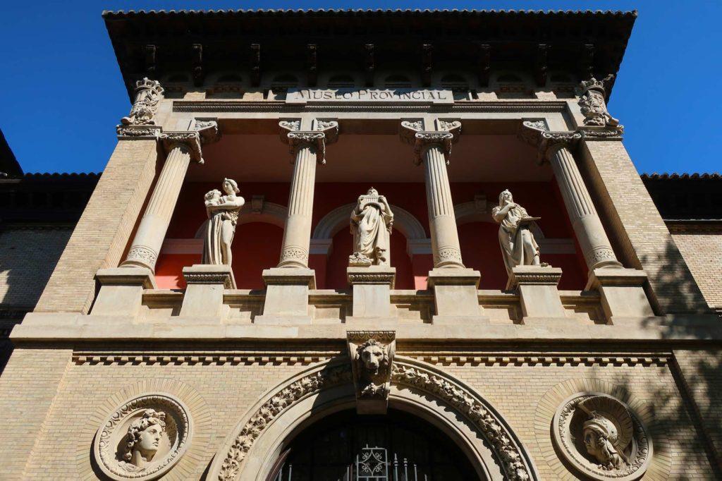 Museum in Zaragoza, Spain