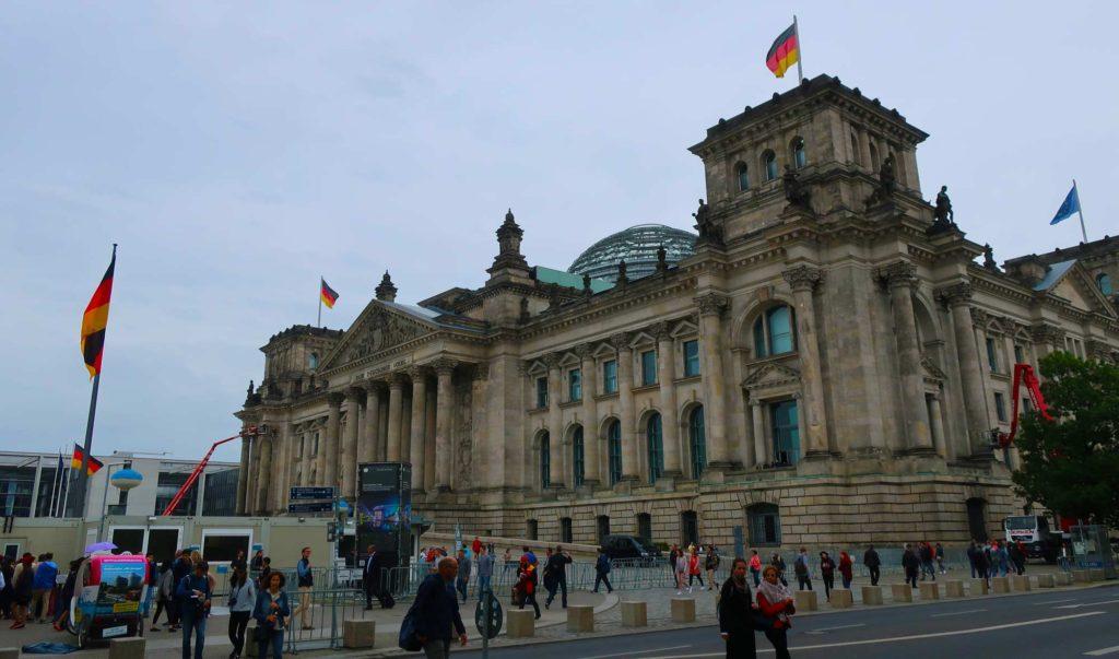 Building in Berlin, Germany