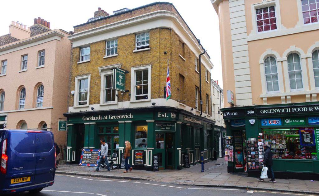 Goddards in London, England