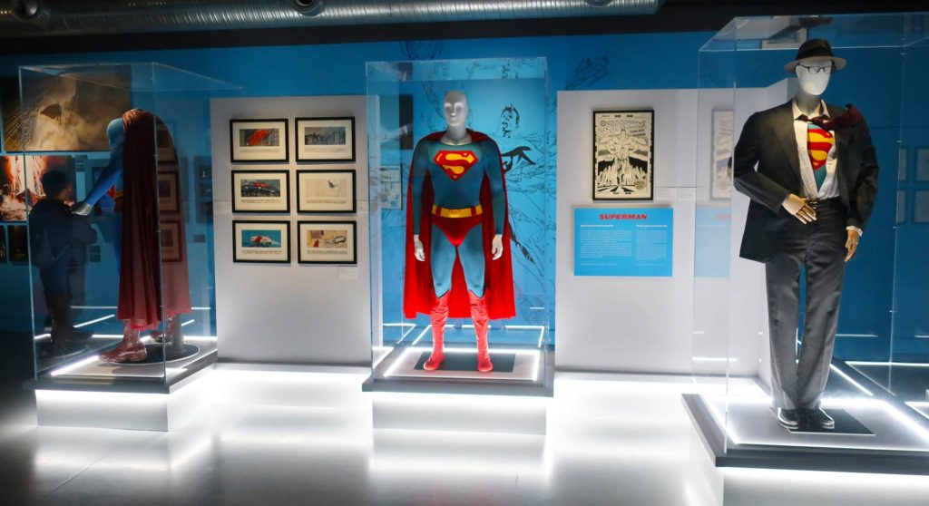 The Art of DC, Paris Art Ludique museum
