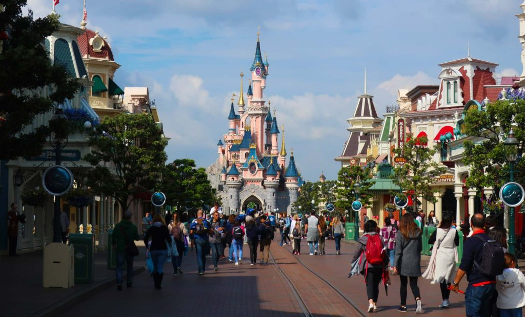 Disneyland Paris, France