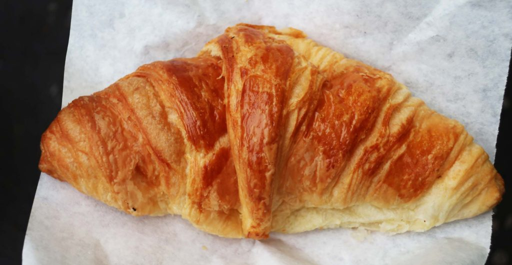 Croissant in Paris, France