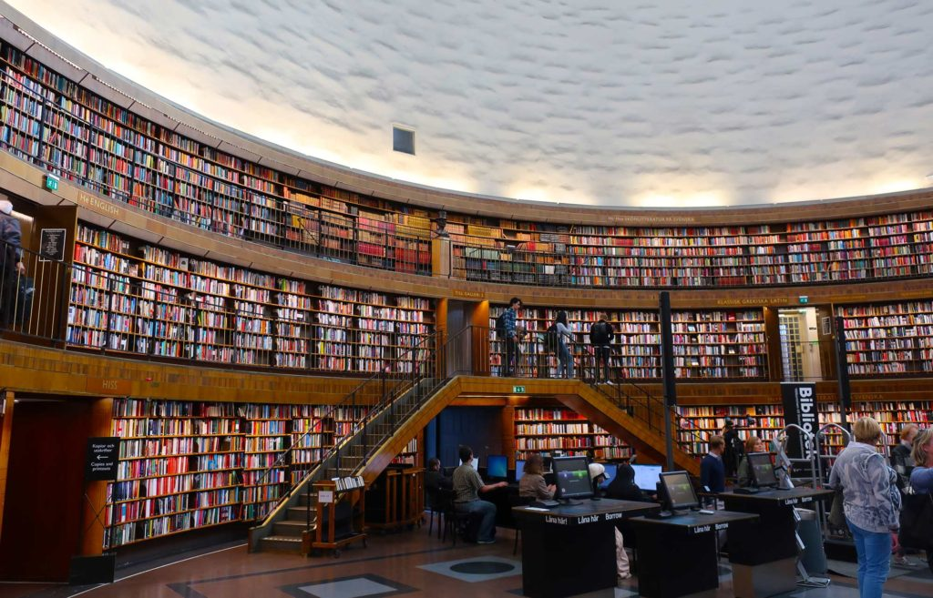 Stockholm Public Library