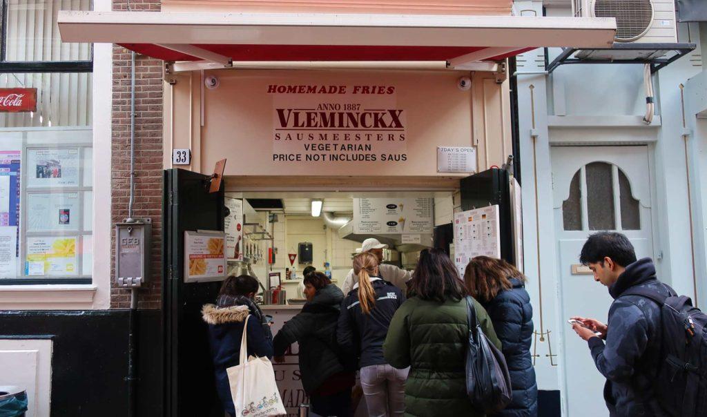 Vleminckx Sausmeesters in Amsterdam, Netherlands