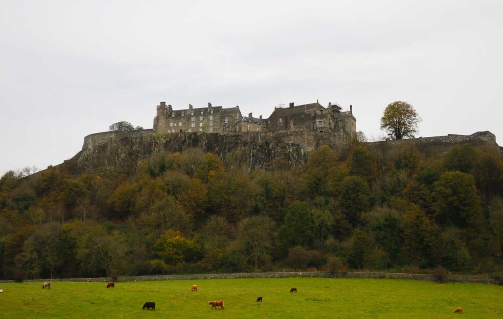 Stirling Castle, Glasgow, Scotland