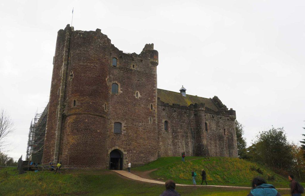 Doune Castle, Glasgow, Scotland