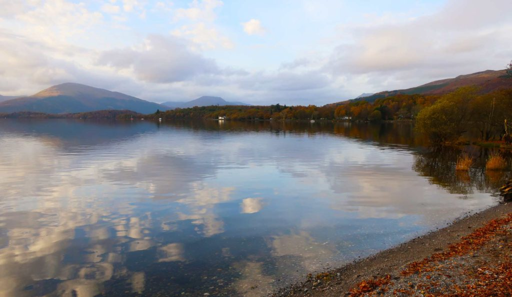 Loch Lomond, Glasgow, Scotland