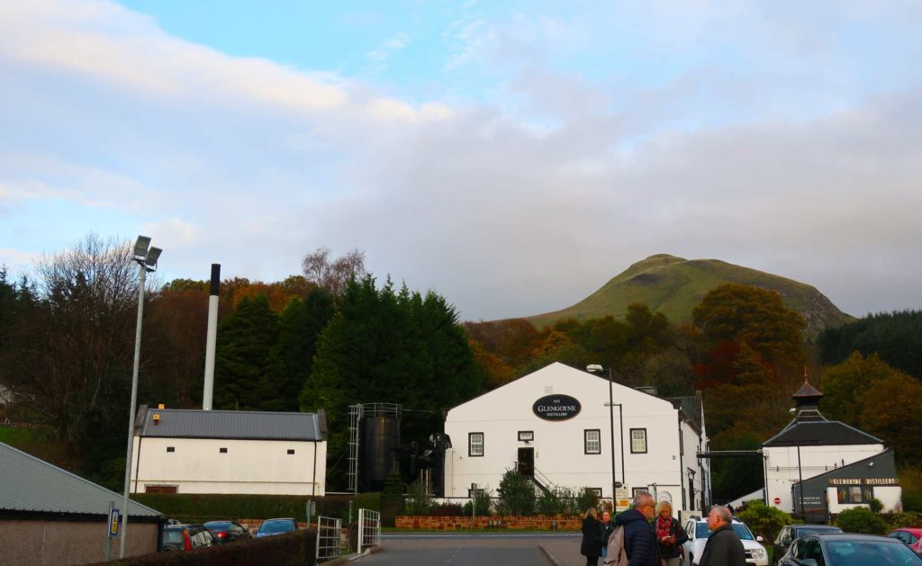 Glengoyne Whisky Distillery, Glasgow, Scotland
