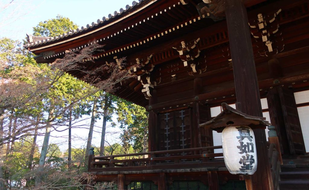 Shrines and Temples in Kyoto, Japan
