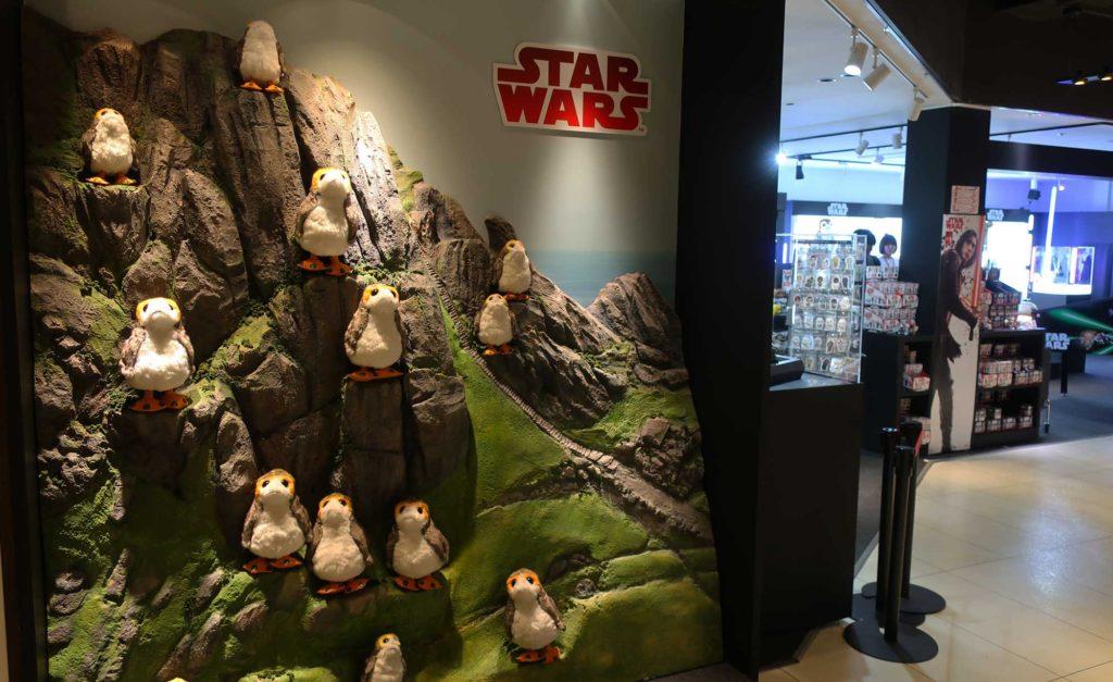 Star Wars Store in Tokyo, Japan