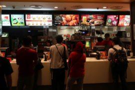 McDonald's in Kuala Lumpur, Malaysia