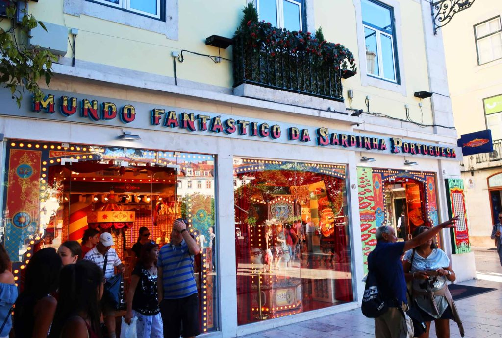 Sardine store