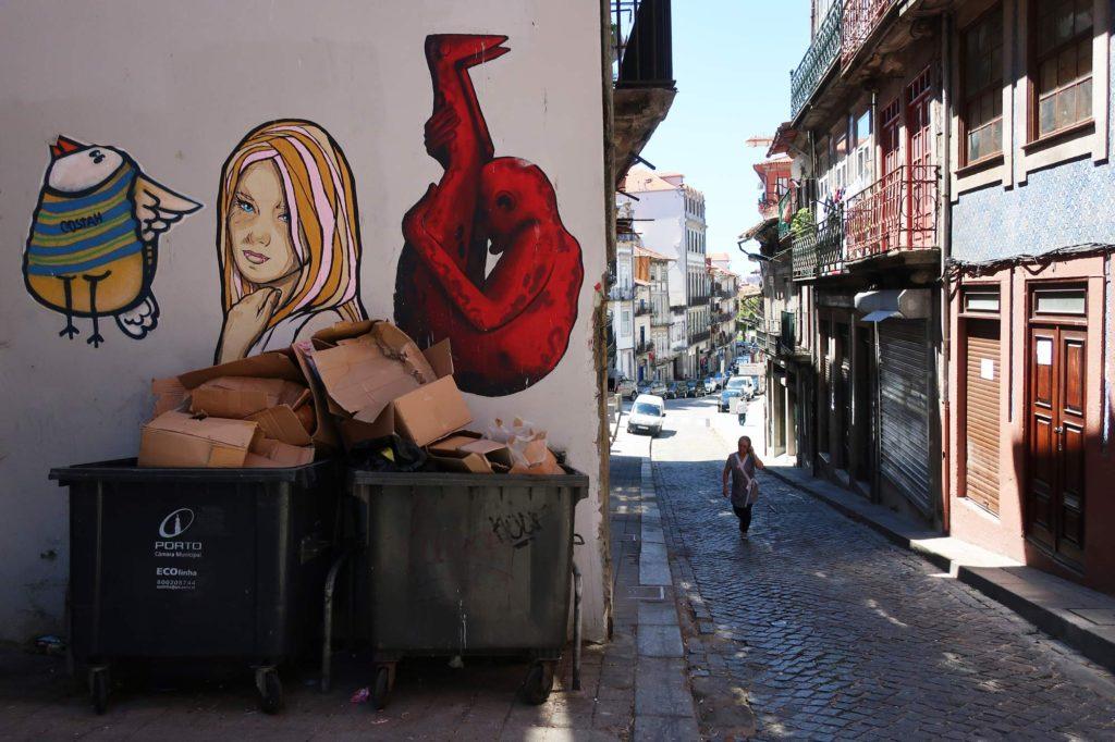 Street art in Portugal