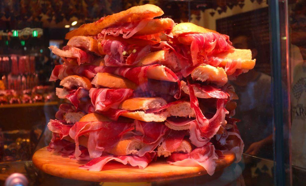 So much ham