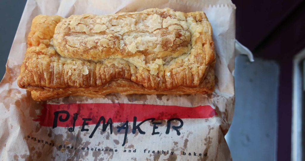 Piemaker in Edinburgh, Scotland