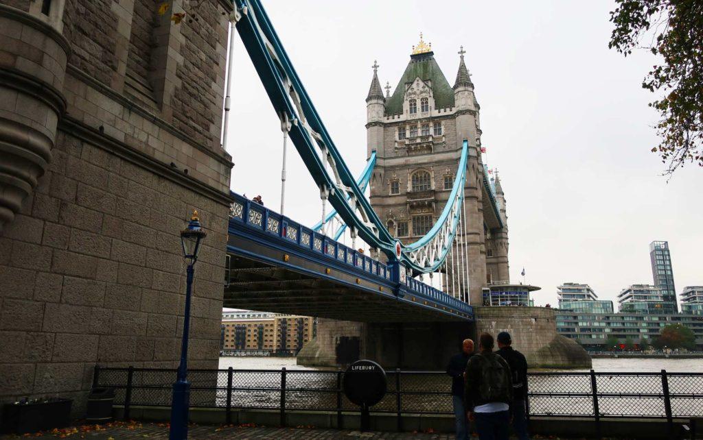 London Bridge in London, England