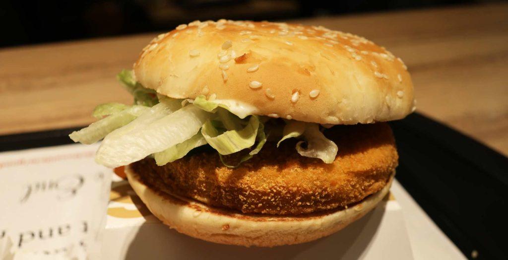 McDonald's in Dublin, Ireland