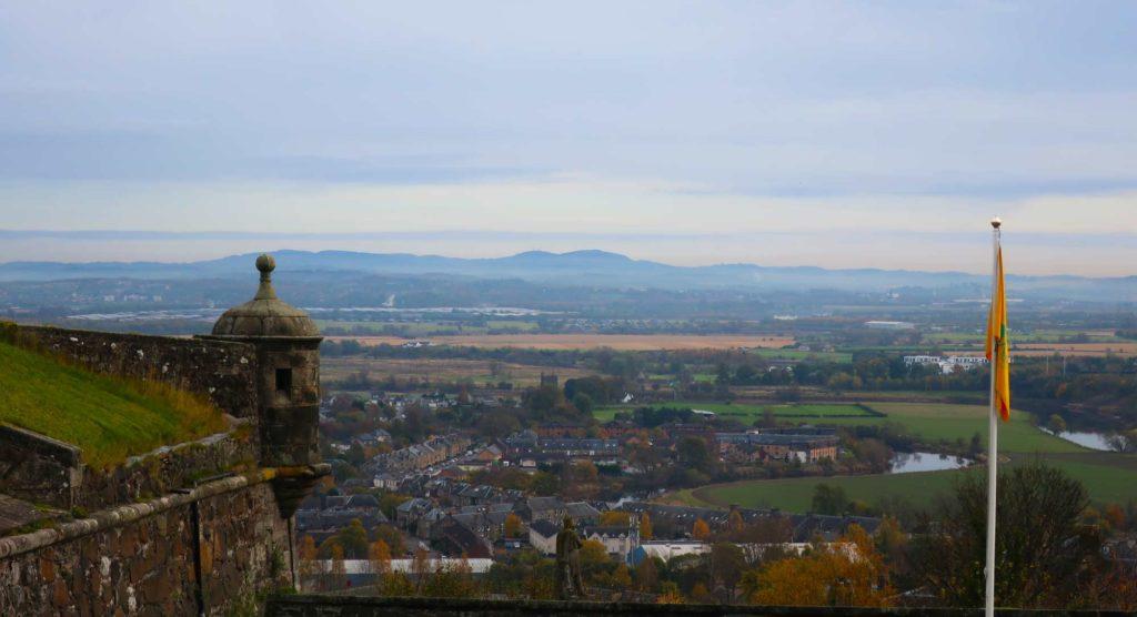 Stirling Castle, Glasgow, Scotland