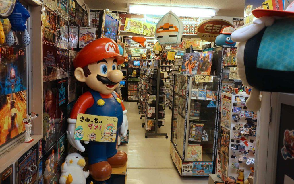 Super Potato in Tokyo, Japan