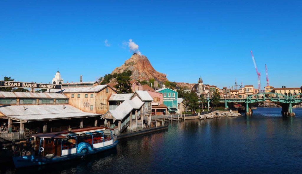 DisneySea in Tokyo, Japan