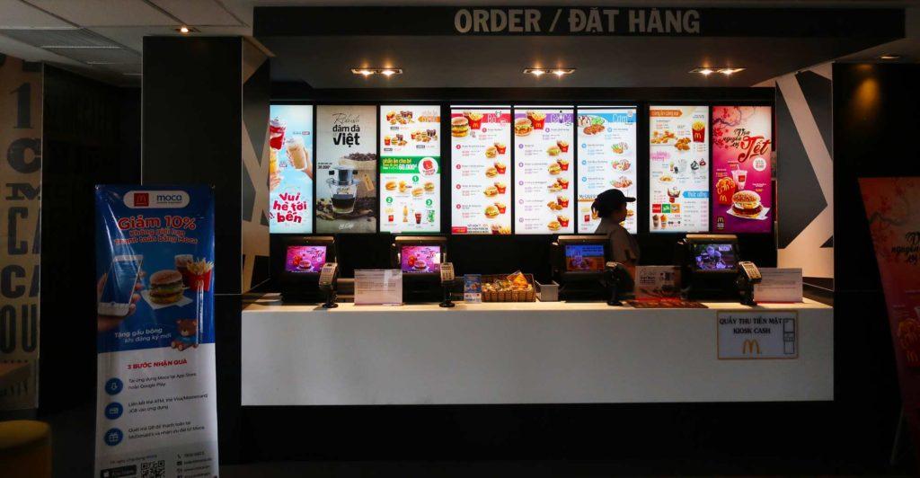 McDonald's in Vietnam