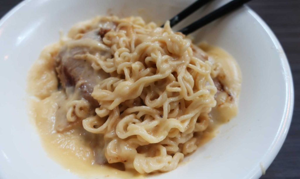 Sun Kee Cheese Noodle in Hong Kong