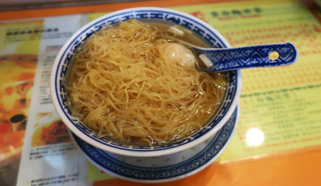 Mak's Noodle in Hong Kong