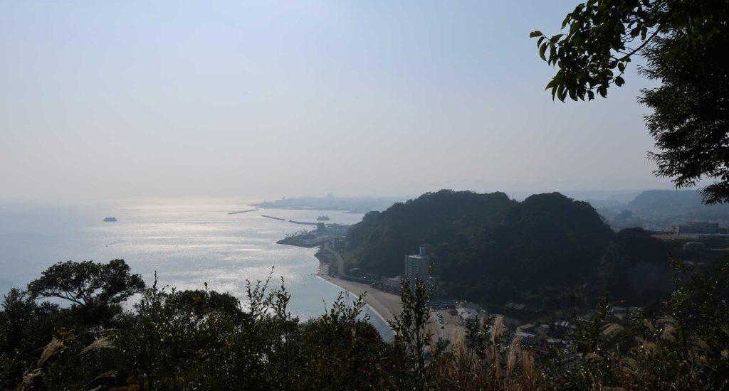 Sengan-en in Kagoshima, Japan