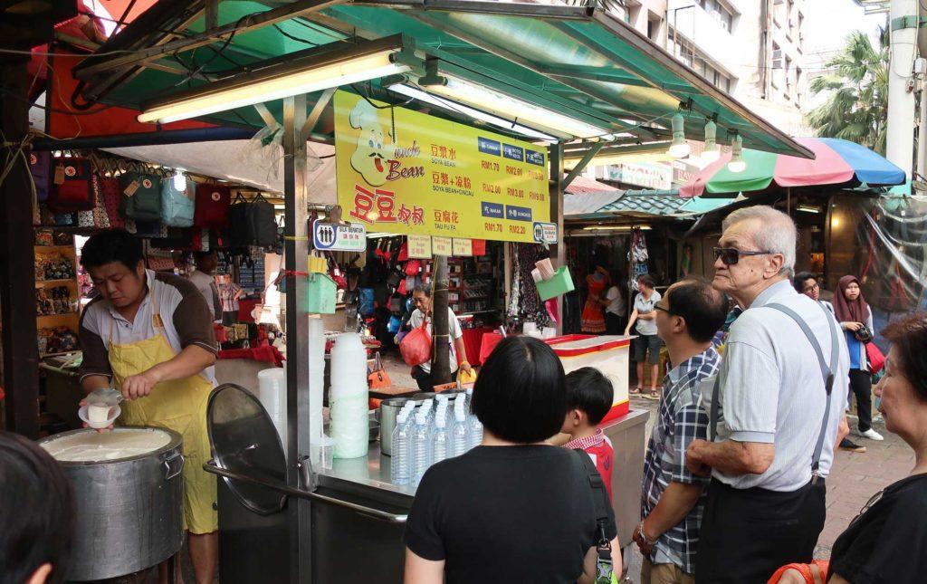 Uncle Bean in Kuala Lumpur