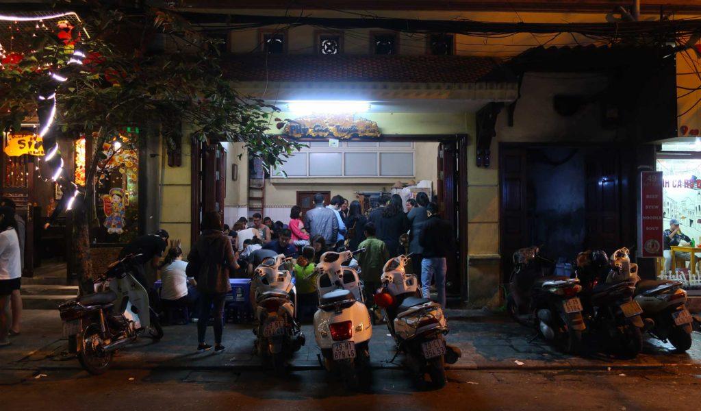 Pho in Vietnam