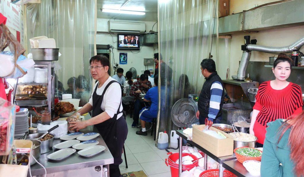 Jia Yuan Pork Ribs Noodles