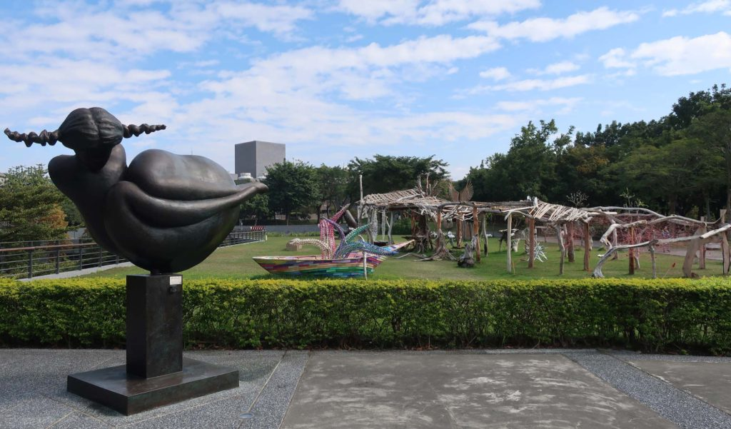 The National Taiwan Museum of Fine Arts, Taichung