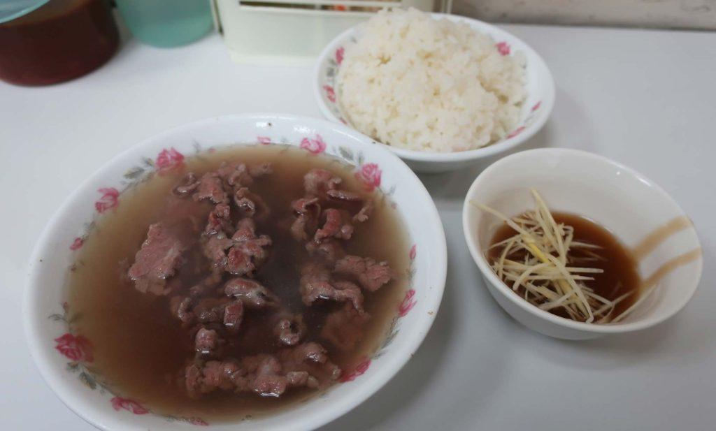 Ah Cun Beef Soup