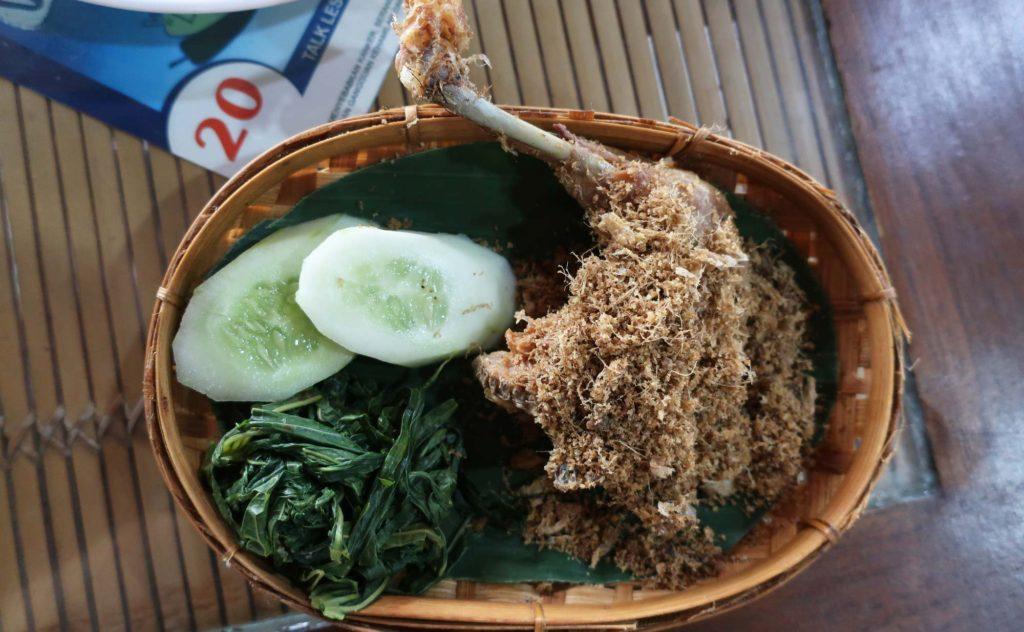 Ayam Goreng Spesial Lombok Idjo